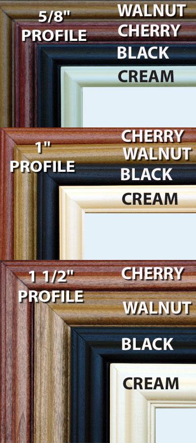 Custom Mat Frames
