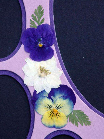 Custom Mat Flowers 2